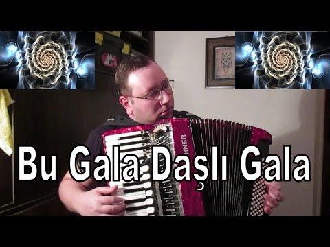Bu Gala Daşlı Gala (Enstrümantal) - Azeri - Akordeon - Murathan
