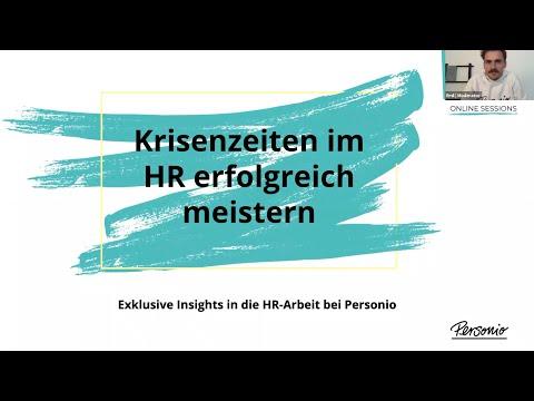 H.U.G Online Sessions: Krisenzeiten Im HR Erfolgreich Meistern