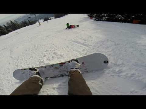 Gopro fun snowboard torgnon