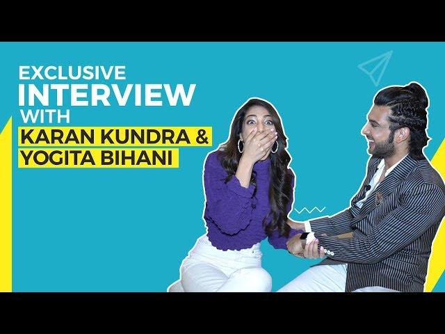 Yogita Bihani and Karan Kundra get up, PERSONAL with BollywoodLife about Dil Hi Toh Hai Season 3
