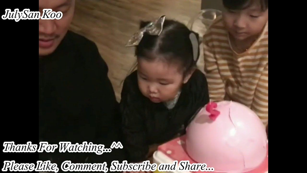 Fmv Cute Joy And Her Brother On The Move Yang Dong Geuns Children