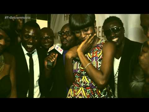 Marriage Proposal at the Freetown Movie premier streaming vf