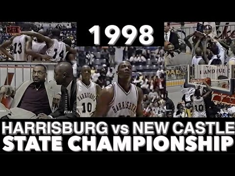 HARRISBURG vs NEW CASTLE 1998 CLASS AAAA STATE CHAMPIONSHIP (LOST TAPES)