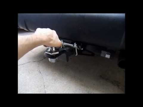 How To Stop Your Trailer Hitch from Rattling Rattle Making Noise