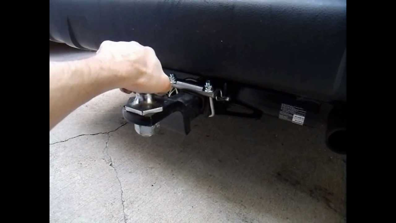 How To Stop Your Trailer Hitch From Rattling Rattle Making