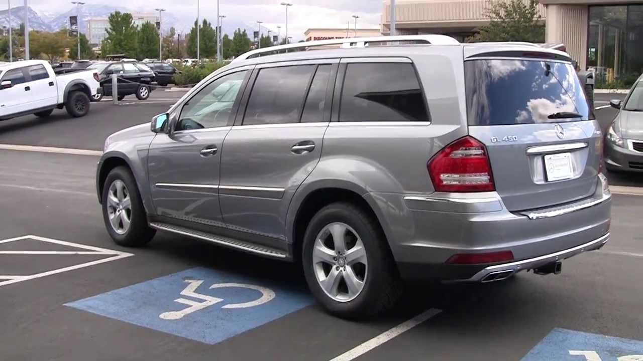Mercedes benz gl450 2012 ca7927541p youtube for Mercedes benz 2012 gl450