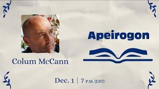 Download Lagu Colum McCann, Apeirogon: A Novel mp3