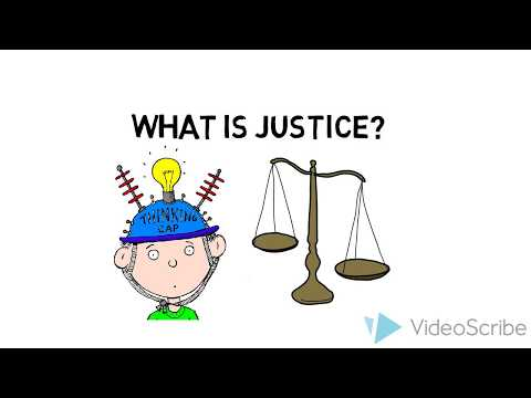 What is justice? Part 1