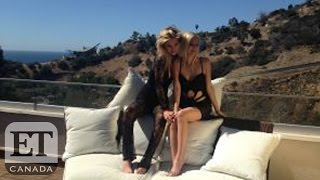 Heather Locklear's 19-Year-Old Daughter Ava Sambora Is Joe Simpson's Newest Photography Muse