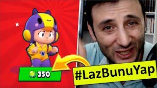 BEA = 350 TAŞ! #LazBunuYap Brawl Stars