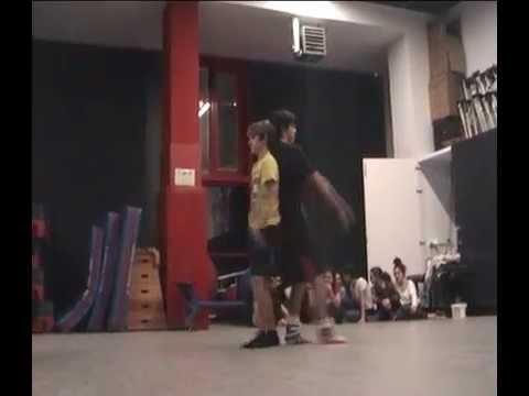 Circ juvenil ateneu Nou Barris 1-2-2014