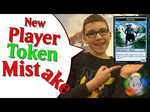Tokens Aren't Real New MTG  Player Mistake