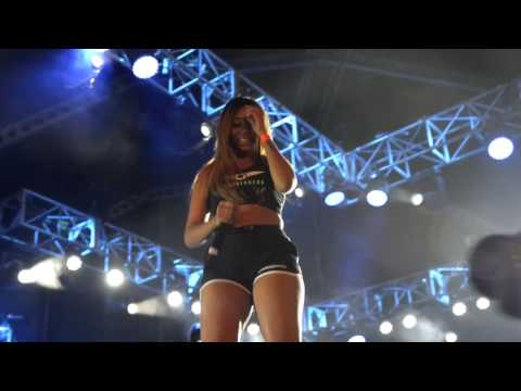 NADIA NAKAI_Youth Hip Hop festival_Performance Live in Durban