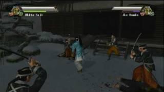 Kengo Legend of the 9 Okita Soji Stage 1
