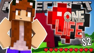 One Life Theme Park! | Minecraft One Life SMP | Episode 25
