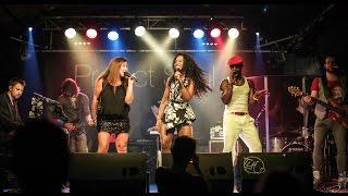Project Soul - SIA - Chandelier (Live Band Cover) - Gabriella Massa - Nina Nyembwe - Ron Jackson