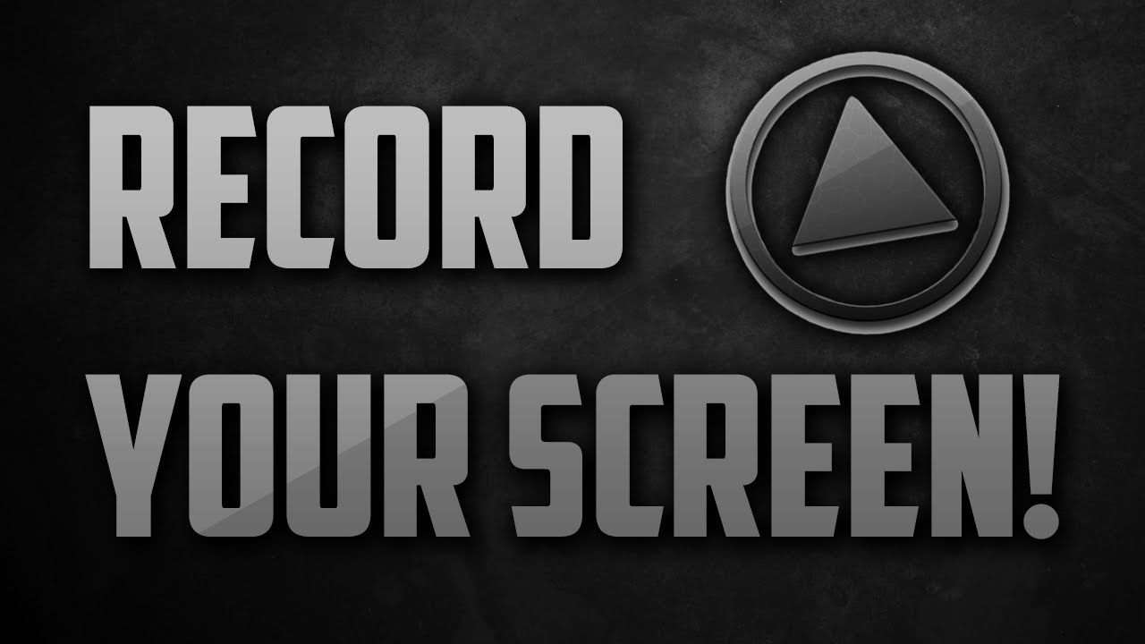 How To Record Screen In Windows 10 (Without Any Software)
