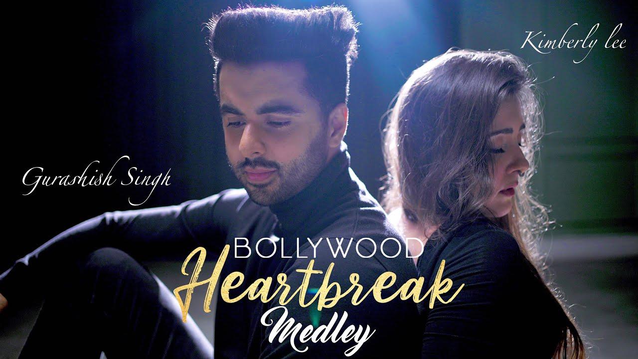 Bollywood Heartbreak Mashup|Gurashish Singh|Kimberly lee|Toh phir aao|Dil sambhal ja zara|Laboon ko