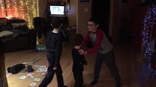 Menorah Dance