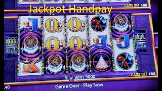 Jackpot Handpay! $4.00 Bet On Indian Dreaming Tall Fortunes