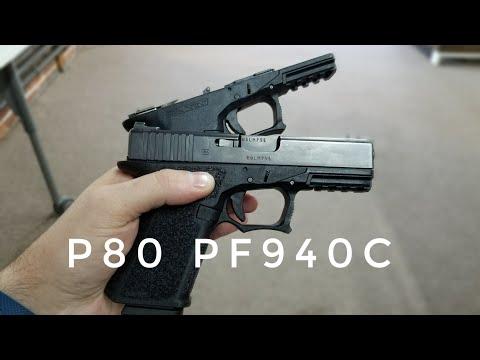 Polymer 80 Inc. P80 PF940C Table Top Talk - 80% Pistol Receiver