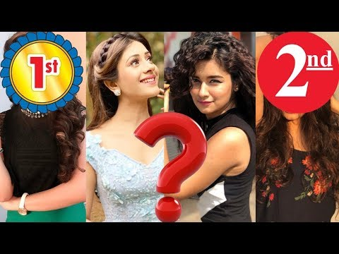 Top 10 Most Beautiful Actress From Sony SAB TV Serials(running) - 2019