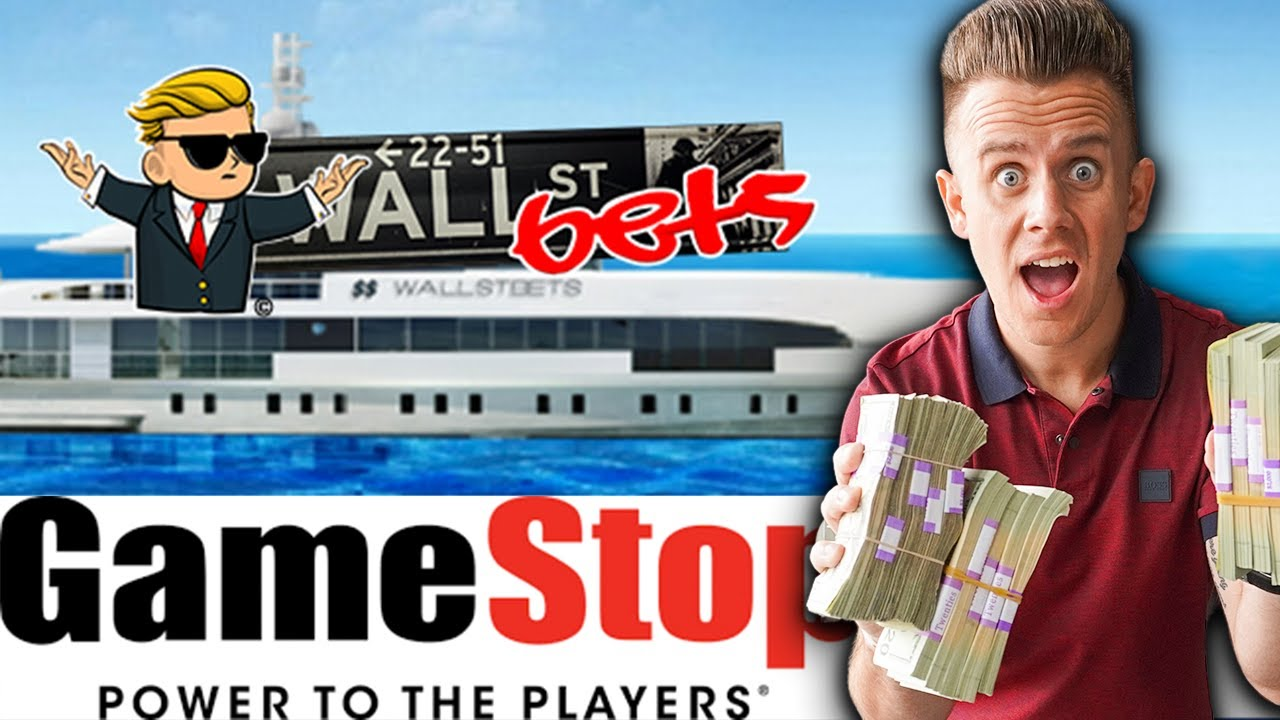 The Future of GameStop... and the Stock Market | (GME AMC NOK) | r/WallStreetBets