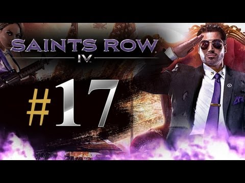 Saints Row 4 Gameplay Walkthrough Part 17 - Team Assignments
