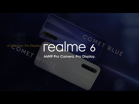 realme 6: The Most Powerful Camera Phone