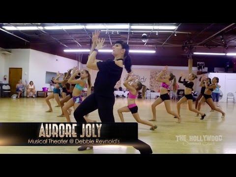 Aurore Joly  Musical Theater Class -