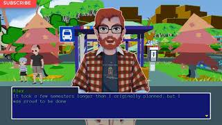 YIIK: A Postmodern RPG Gameplay (PC Game)