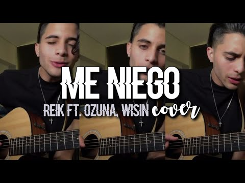 Erick Brian Colón (CNCO) - Me Niego (cover) W/ ENG + MALAY LYRICS