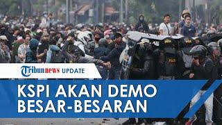 Jika Jokowi Teken UU Cipta Kerja, KSPI Akan Demo Besar besaran 1 November