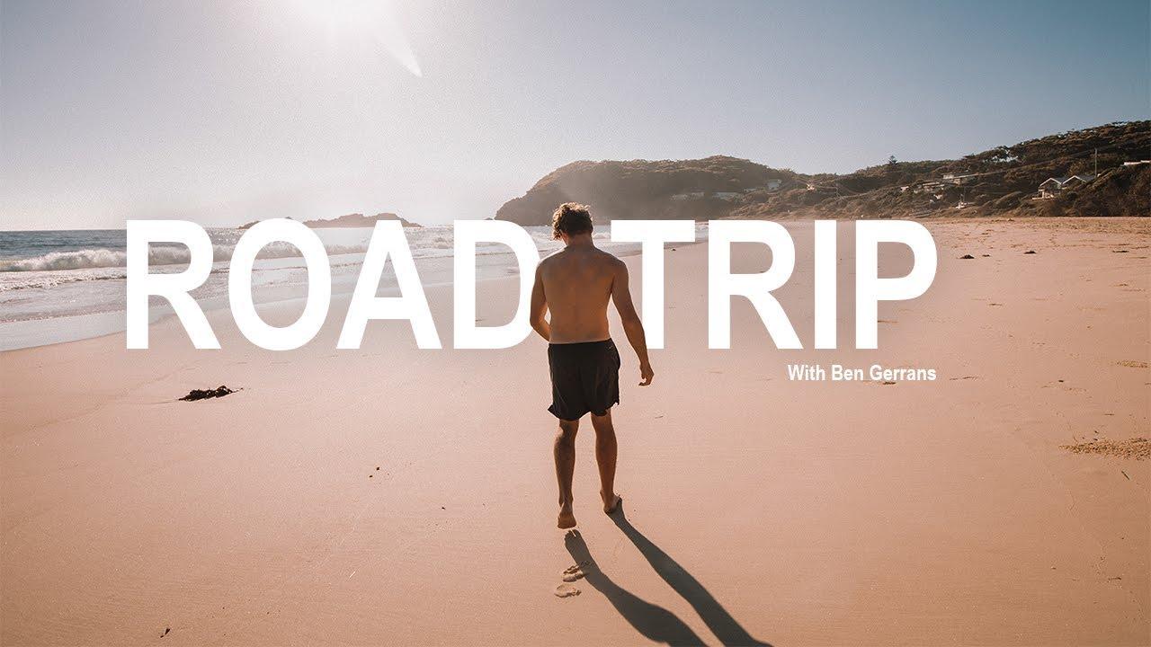 Road Trip with Ben Gerrans