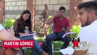 Construyendo Éxitos: Ventana de Compositores del Regional Mexicano (Silao, Guanajuato 2018)