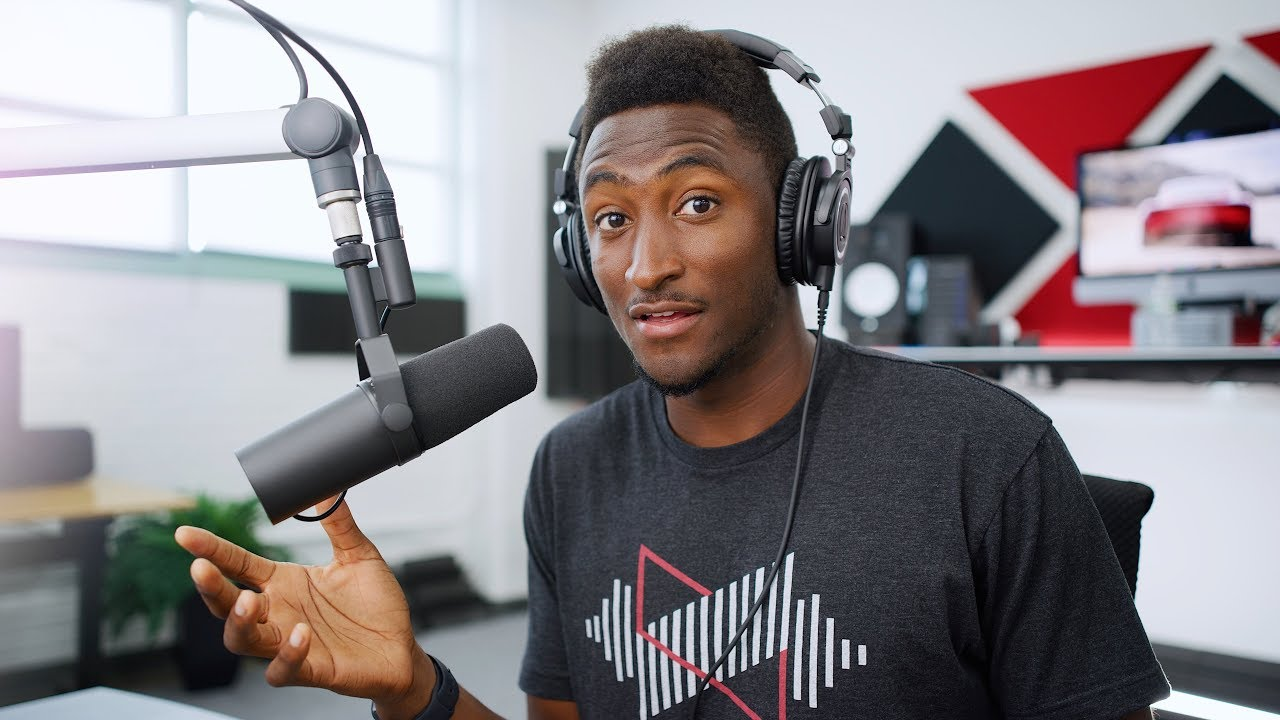 Introducing Waveform: The MKBHD Podcast!