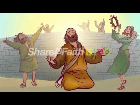 Nehemiah Rebuilds the Wall Book of Nehemiah Sunday School Lesson Resource