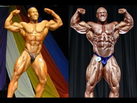 The Evolution of Phil Heath