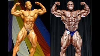 The Evolution of Phil Heath