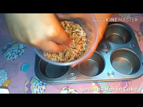 Como hacer tus capacillos para cupcakes