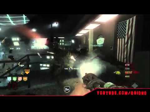 Black Ops Death Machine Zombie Glitch