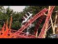 Dare Devil Dive Off Ride Six Flags Over Georgia HD 60fps mp3