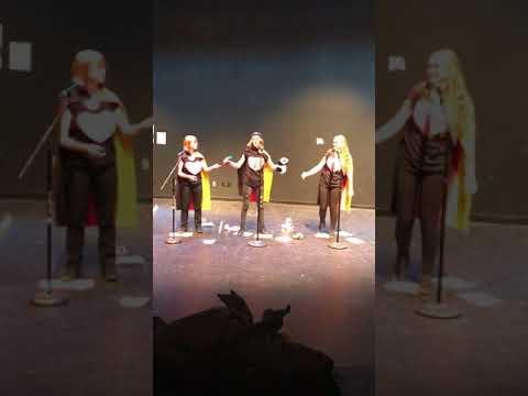 ConVal team wins German rap contest