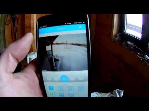 Видеонаблюдение за стройкой со смартфона за 10 тыс. руб.