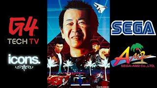 G4 Icons: Yu Suzuki
