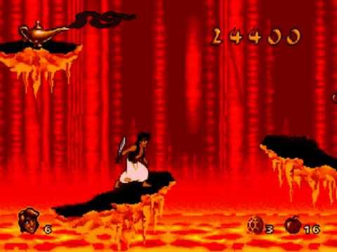 Disney's Aladdin (SEGA) p1