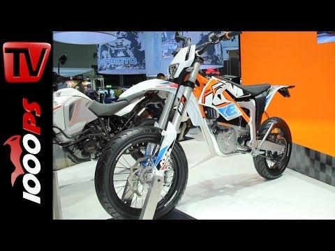 KTM Freeride E-SM 2015 | Elektro Supermoto