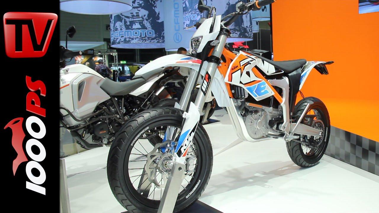 Ktm Freeride E Sm >> Video: KTM Freeride E-SM 2015 | Elektro Supermoto