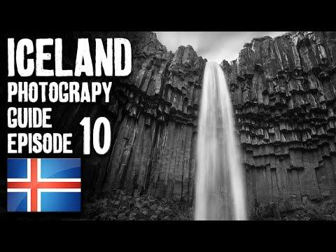 Landscape Photography in Iceland - Episode 10 - Svartifoss