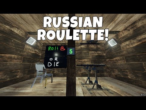 RUST   RUSSIAN ROULETTE GAME - GIVING AWAY AKS! *NEW RAND SWITCH UPDATE* thumbnail